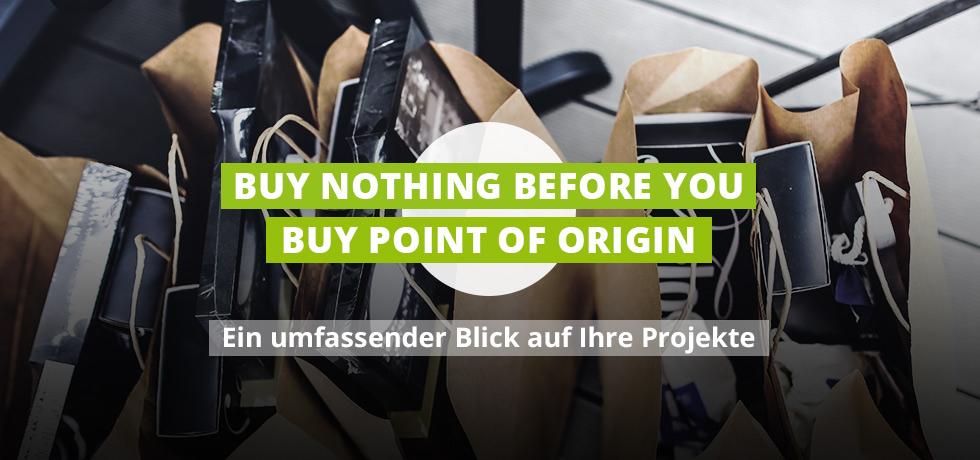 Einkaufstüten - point of origin