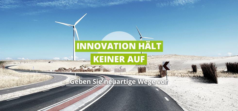 Innovation Technologien point of origin