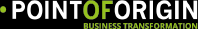 point of origin - Logo